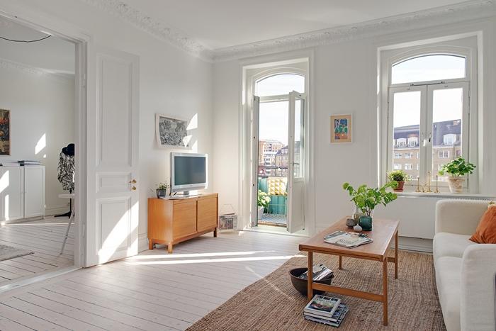 Una casa llena de luz natural alquimia deco - Casas con luz natural ...