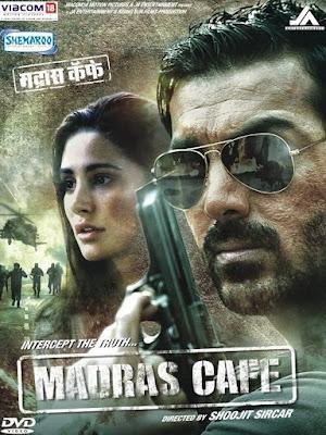 Madras Cafe 2013 Hindi 720p BluRay 1GB