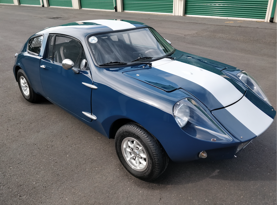 Maximum Mini: Another Mini Marcos for sale - now in the USA