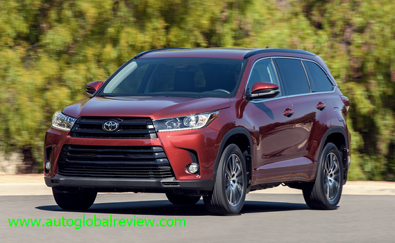 2020 Toyota Highlander Le Plus Review Auto Global Review
