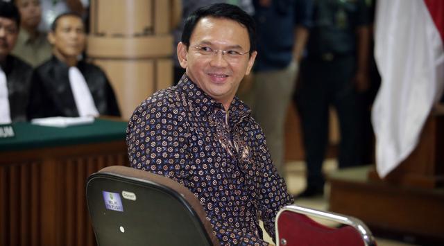 Kakak Angkat Muslim: Ahok Gak Ngebet Amat Jadi Gubernur, tapi...