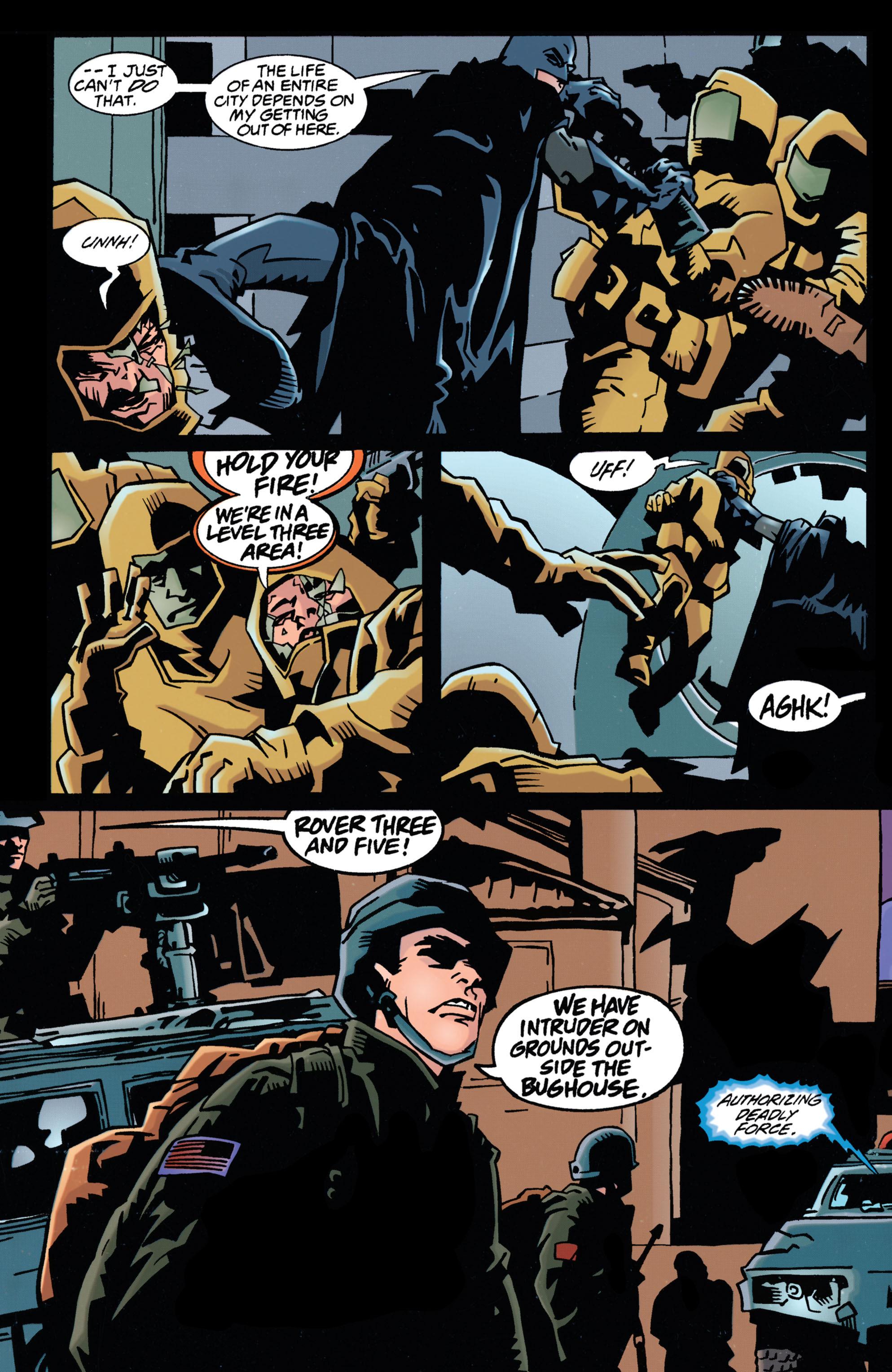 Detective Comics (1937) 695 Page 3