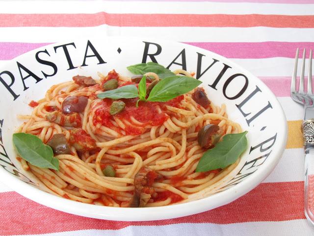 espaguetis-putanesca
