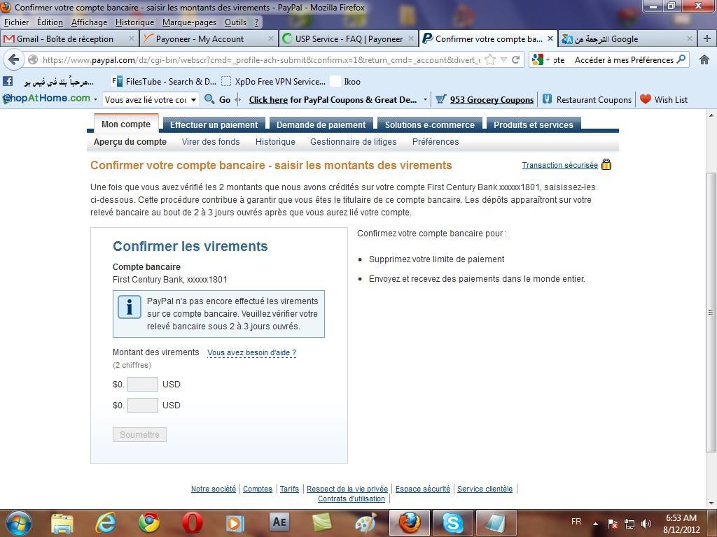 حصريا تفعيل Paypal طريق Payoneer 14.jpg