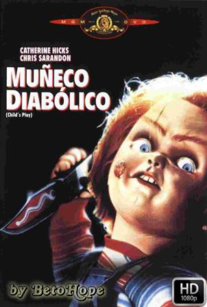 Chucky El Muñeco Diabolico [1080p] [Latino-Ingles] [MEGA]