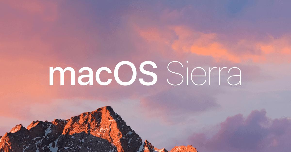 مراجعة مزايا نظام macOS 10.12 Sierra