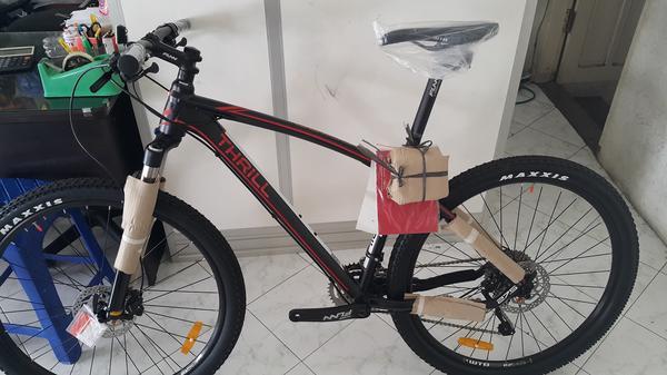 Sepeda Thrill Ravage 3.0 27.5 Rp.6.450.000.- - DBS Bicycle