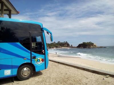 Sewa Bus Pariwisata Seat 25 Jogja