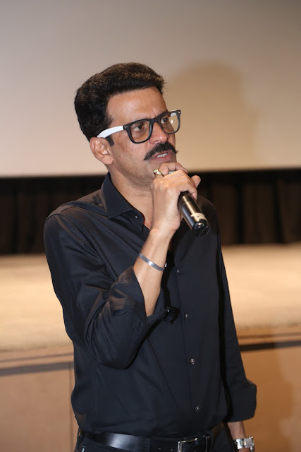Manoj Bajpai during the day 2 of Jagran Film Festival