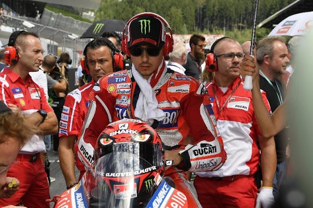 Jorge Lorenzo Sudah Tidak Sabar Untuk Mengaspal di GP San Marino