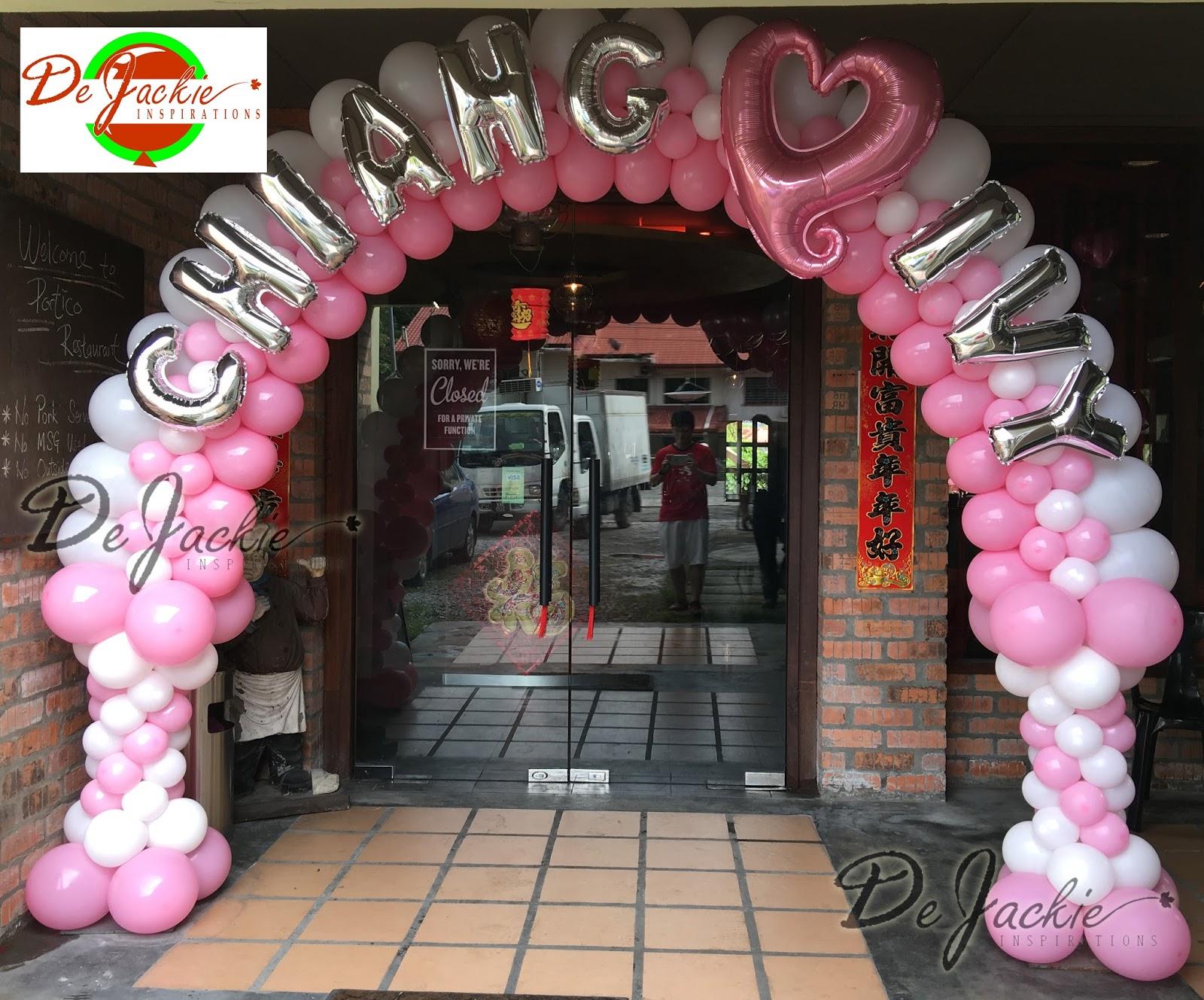 Balloon decorations for weddings birthday parties balloon balloon wedding arch junglespirit Gallery