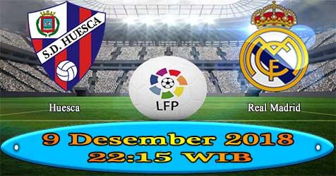 Prediksi Bola855 Huesca vs Real Madrid 9 Desember 2018
