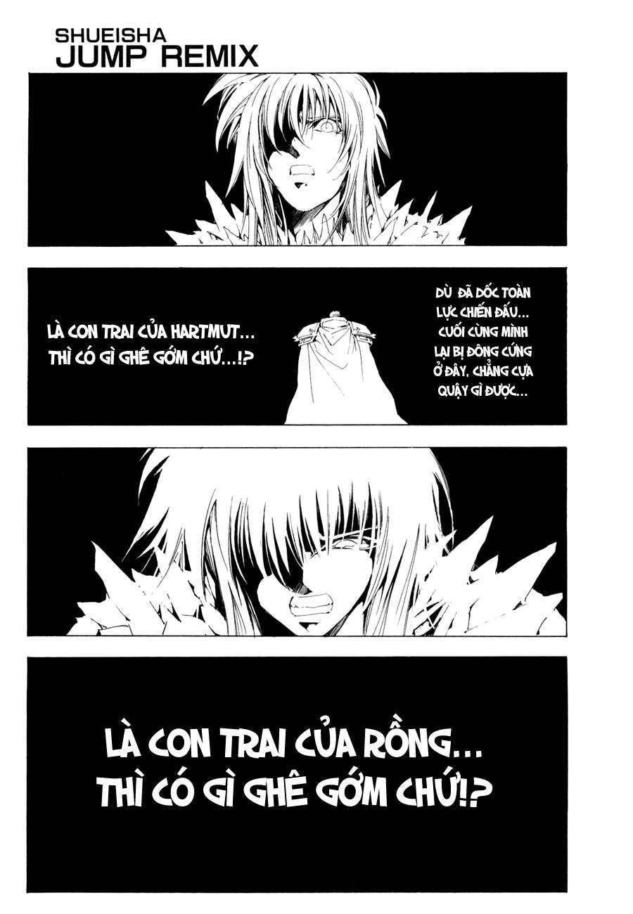 Fire Emblem - Hasha no Tsurugi chap 039 trang 25