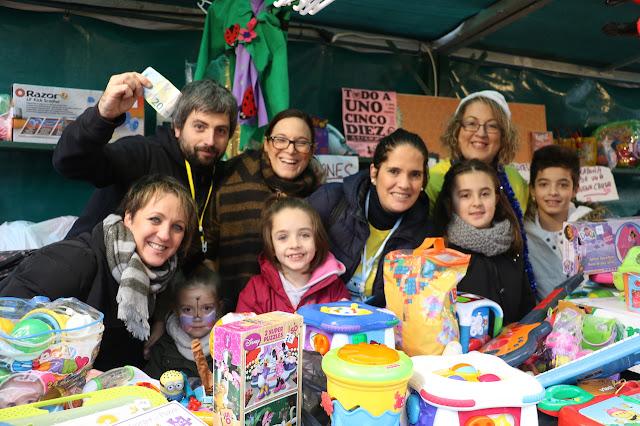 Mercadillo Infantil Solidario 2017
