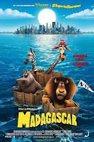 Cartel de la película Madagascar