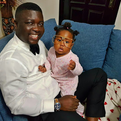 BZGZkj2hsst - ENTERTAINMENT: Seyi Law shares lovely photos with daughter