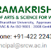 Sri Ramakrishna College of Arts and Science for Women, Coimbatore, Wanted Assistant Professor / Physical Director