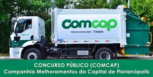 Apostila COMCAP SC 2016/2017