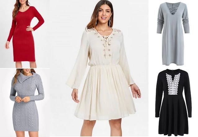 dresses from rosegal