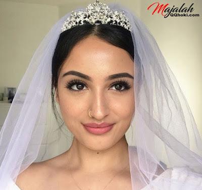 Wanita Ini Tiru Gaya Makeup Meghan Markle Saat Nikah, Hasilnya Sungguh Menakjubkan
