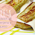Receta | Sándwich de berenjena y queso