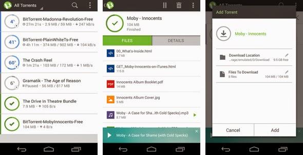 uTorrent, Aplikasi Torrent Terbaik Untuk Android