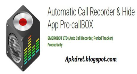 Automatic Call Recorder Pro callBOX 4 9 apk | Apkdret