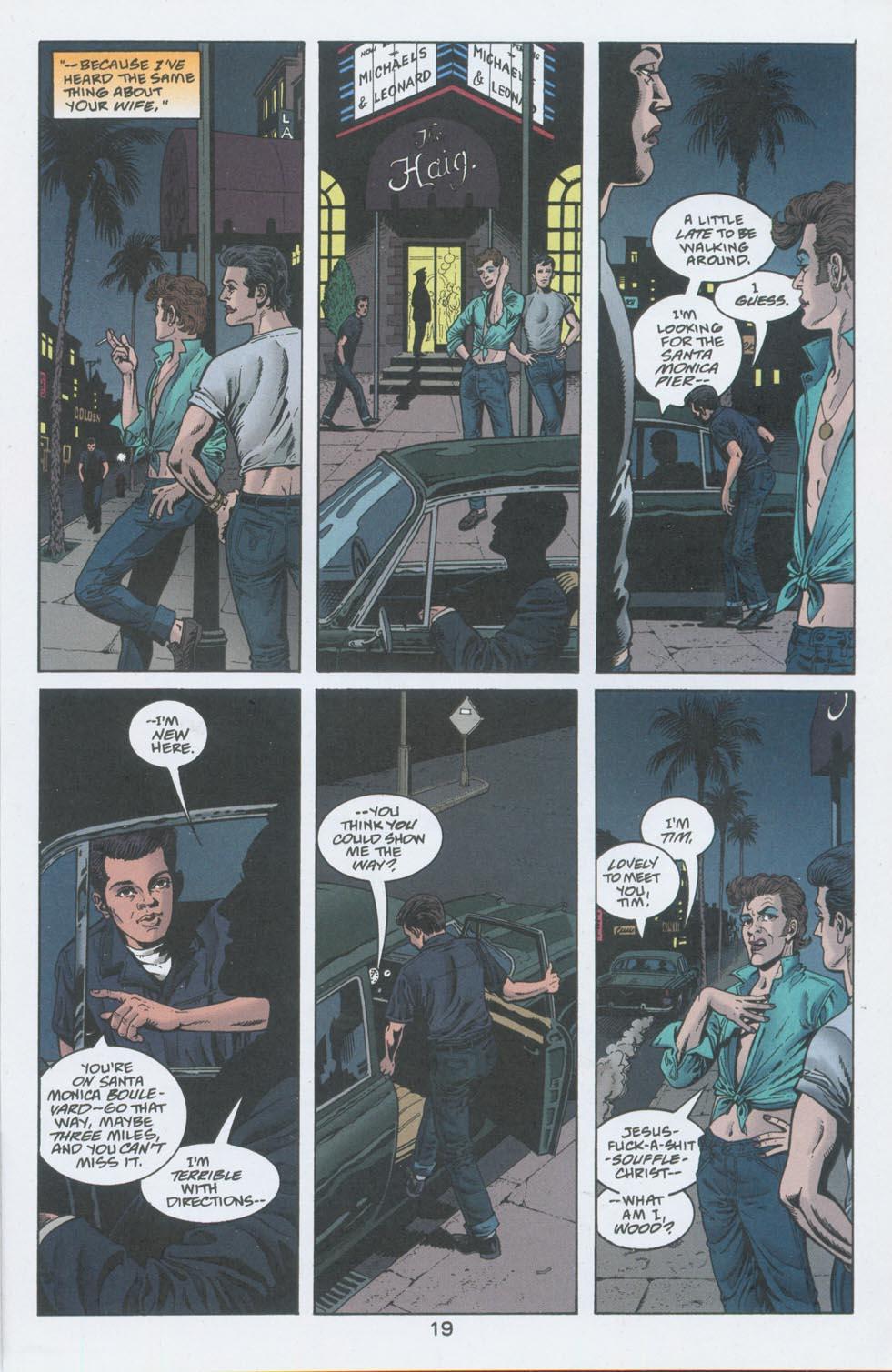 Read online American Century comic -  Issue #6 - 19