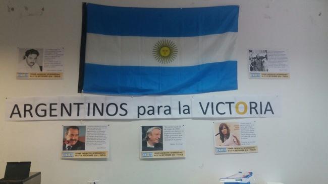 Encuentrointernacional De Argentinos Para La Victoria Compa Eros En El Exterior
