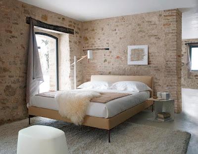Roman Bed Room