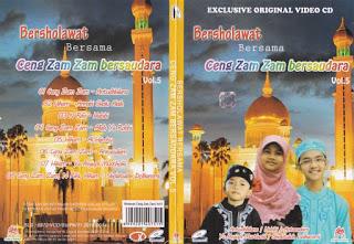 Ceng ZamZam Indahnya Bersholawat Vol-5