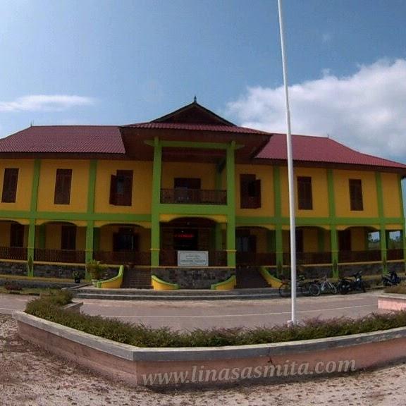 Menyelami Sejarah Melayu di Museum Linggam Cahaya Daik Lingga