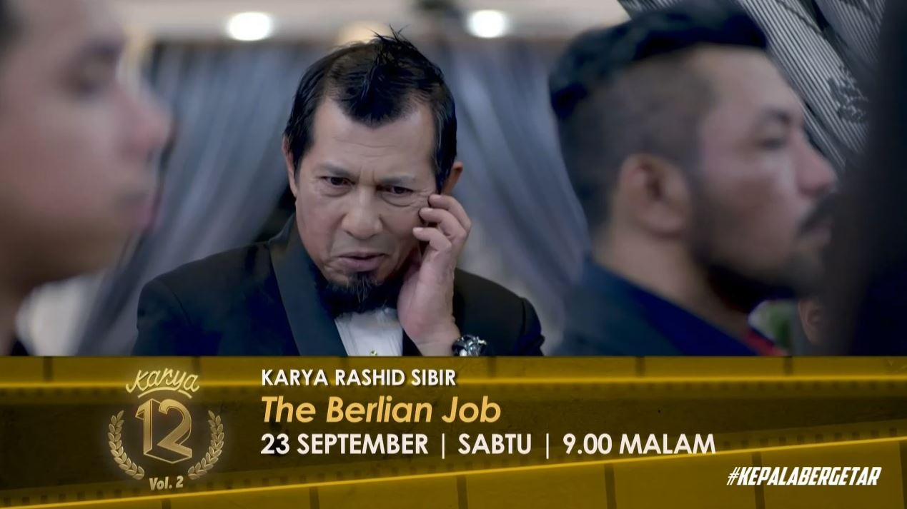 The Berlian Job (Karya 12)