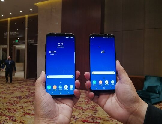Samsung Galaxy S8 and S8+ with Infinity Display Officially Unpacked; Starts at Php39,990