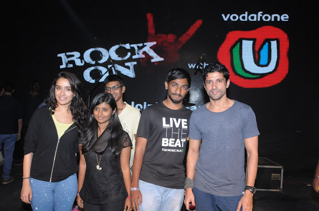 VODAFONE U ROCK ON 2 LIVE CONCERT ENTHRALLED BENGALUREANS About Vodafone India