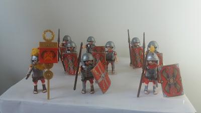Ejército Romano-Seguridad en Internet