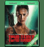 TOMB RAIDER: LAS AVENTURAS DE LARA CROFT (2018) WEB-DL 1080P HD MKV ESPAÑOL LATINO