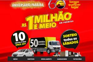 Fim de férias Paraíba, com grandes oportunidades e preços baixos.