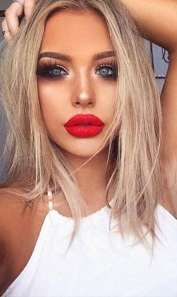 amazing make up idea
