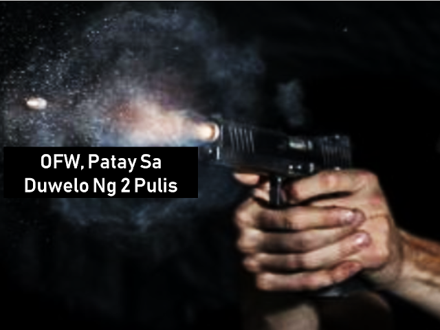 After long years of working abroad, overseas Filipino workers (OFW) await the time when they can get a vacation and enjoy a life with less stress, but for an OFW who hailed from Tuguegarao, a tragic event happened during his supposed to be a relaxing vacation with his loved ones. He was shot dead in the middle of a gunfight between two policemen in a KTV Bar.       Ads     Sponsored Links  The OFW, Edward Opiña was shot dead and was declared dead on the spot in the middle of a gun duel between a police officer and a newbie cop, both members of the Philippine National Police and were both wounded. A report from Pilipino Star Ngayon said that the situation arose from an argument involving a guest relation's officer (GRO) in a KTV bar at Brgy. Magapit, Lal-lo, Cagayan while both parties were having a drink.    Chief Insp. Ramon Macarubbo, chief of Lal-lo Police identified the two policemen as Sr. Insp. Jeffrey Equuizabal, assigned at Regional Office 2 of Tuguegarao City and PO1 Mike Sosa, a member of Gonzaga Police.  It was at 2:30 in the morning when Opiña together with Equui­zabal made a commotion because no GRO wanted to join him at the table due to his drunkenness.  PO1 Mike Sosa who was also at the Maldita KTV owned by Paquito Diaz, meddled with the commotion until the situation had elevated to a heated argument and eventually a gun duel between the two cops.  The customers immediately fled the bar and the OFW was found lifeless and bathing on his own blood.  Six empty cartridges from a cal. 9mm were found on the crime scene.  Filed under the category of working abroad, overseas Filipino workers, OFW, Tuguegarao, gunfight, policemen  Ads