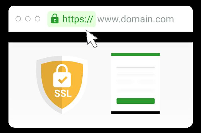 Cara Membuat Semua Template Blog Support SSL
