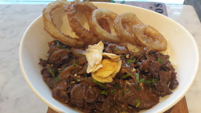 Nono's Pinoy Style Beef Steak