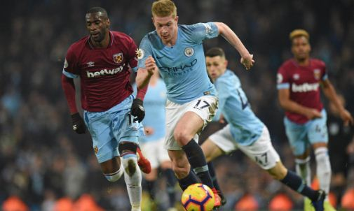 Manchester City vs West Ham United 1-0 Video Gol & Highlights