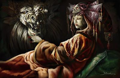 Cerita Misteri : Bersekutu Dengan Ratu Siluman Babi