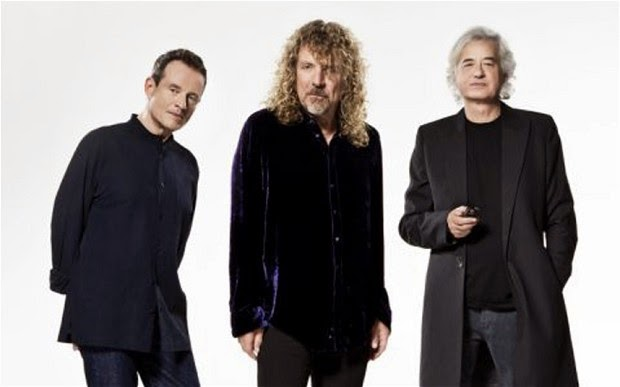 Led Zeppelin - Reunion