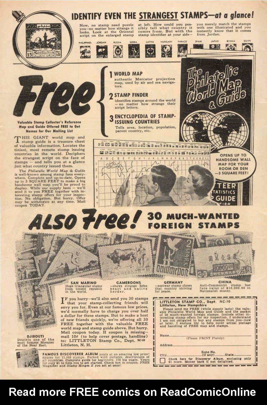 Action Comics (1938) 221 Page 1
