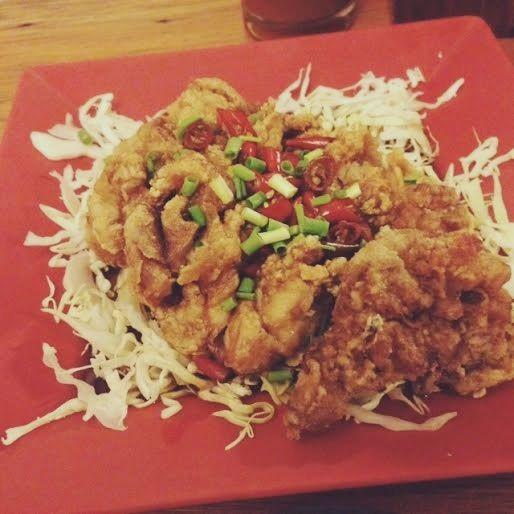 Crazy Katsu's chicken katsu