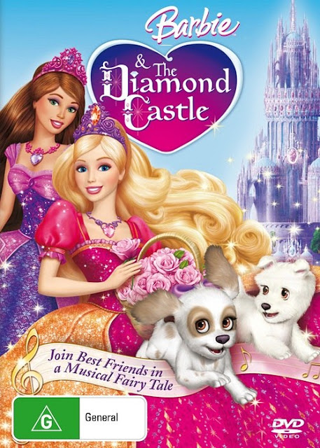 Barbie & the Diamond Castle 2008 Full Movie Watch Online