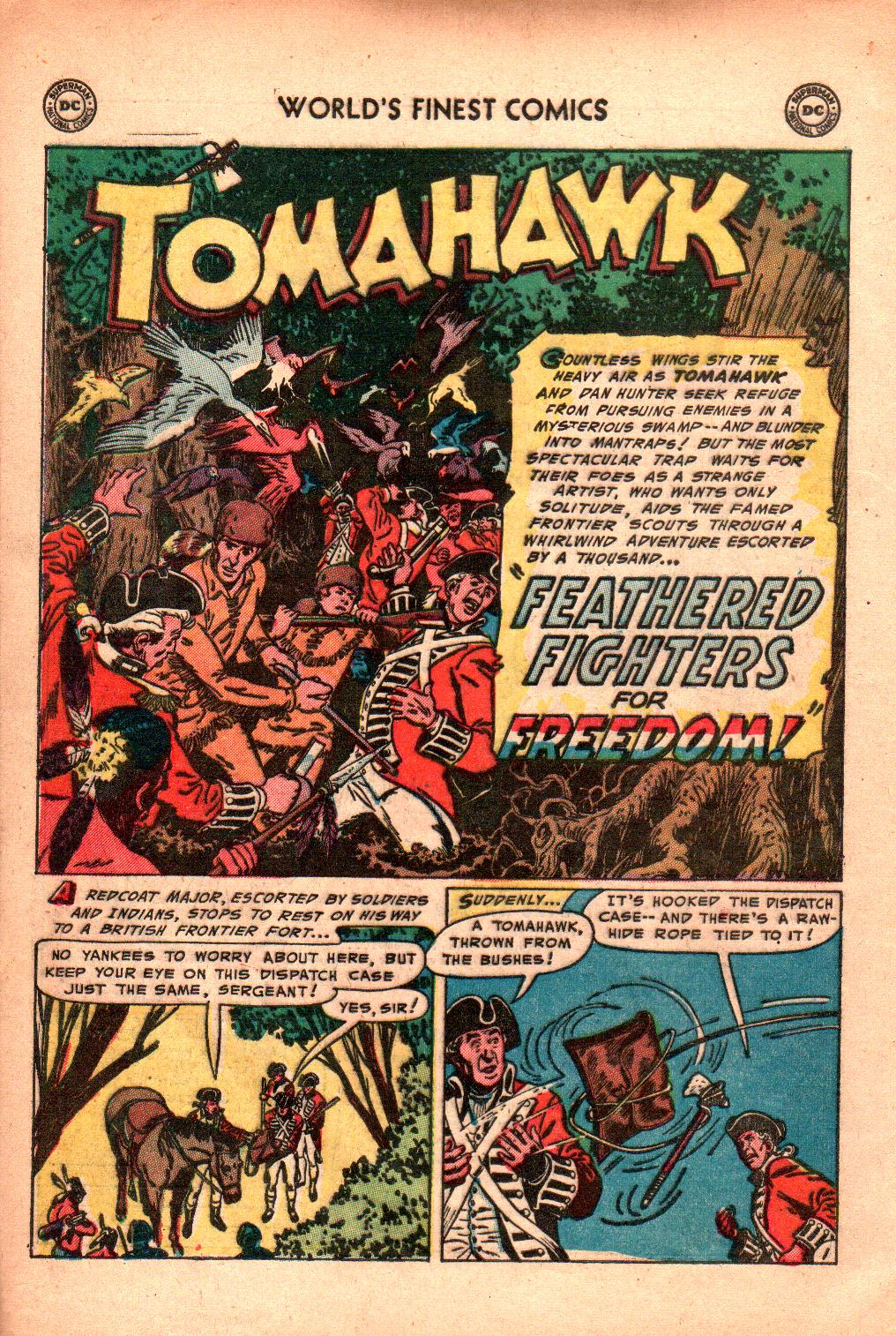 Read online World's Finest Comics comic -  Issue #71 - 30