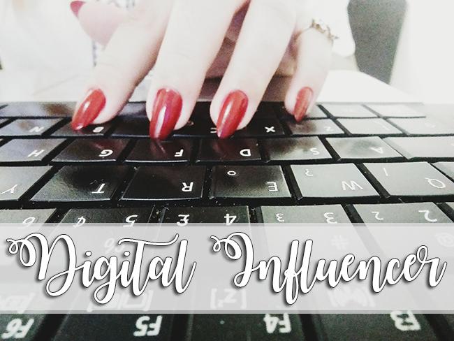 Influenciador Digital + Diário em Fotos